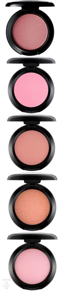 M·A·C Powder Blush Assorted Colors | LOLO❤︎