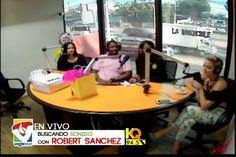 La talentosa Yelitza Lora llegó a la cabina de Buscando Sonido con Robert Sanchez