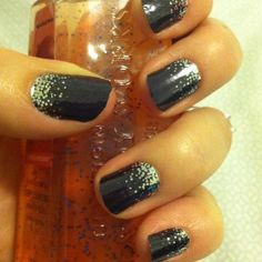 Midnight Celebration from #Jamberry nail wraps #NailArt #NailWraps www.nailvanity.jamberrynails.net