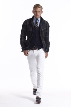 Polo Ralph Lauren Spring 2016 Menswear Fashion Show