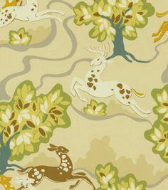 Home Decor Print Fabric-Waverly Prance/CitrineHome Decor Print Fabric-Waverly Prance/Citrine,