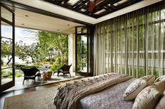 Superbe chambre au rez-de-chaussée avec baie vitrée