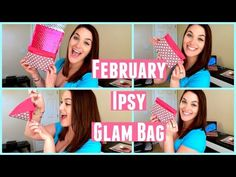 February Ipsy Glam Bag 2015 - YouTube New video!!! Please like and subscribe. It'd mean the world to me!