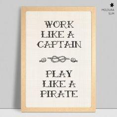 Pôster Pirate