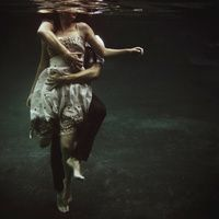 """this is the cover of the book """"the unbecoming of mara dyer""""....photograph by Heather Landis"""