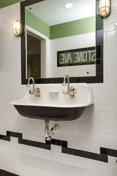 love everything about this bathroom u2026