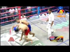 Khmer Boxing | Bayon TV Cambodian Traditional Boxing | April 24, 2015 Pa...