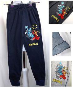 NinjaGo Kinder Jungen Hose -Jogginghose Sweathose Gr. 92-134