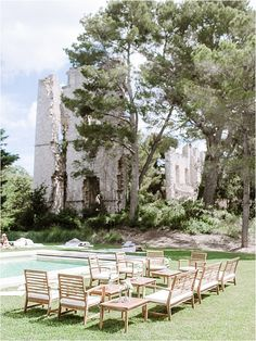 South of France wedding at Chateau De Grimaldi. Beautiful century castle in Provence. Dream destination wedding locaiton in the south of France. Wedding List, Wedding Weekend, Wedding Vendors, Destination Wedding, Dream Wedding, Dream Weekend, French Wedding Style, Outdoor Wedding Reception, Provence France