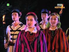 ▶ Mazowsze - 1992 - Kolęda Wśród nocnej ciszy - PDTV - YouTube