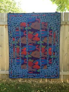 Shenandoah Quilt Pattern Great To Highlight A Strong