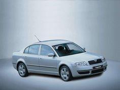 Škoda Superb  2001. – 2008.