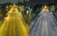 Los Angeles' Switch to LED Street Lights: Promoting Change  www.888bailbond.com