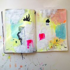 art journal by ashleyg