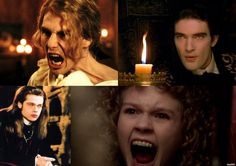 Lestat, Armand, Louis & Claudia - Interview with the Vampire