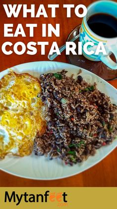 Costa Rica With Kids, Living In Costa Rica, Costa Rican Food, Costa Rica Travel, Latin America, Travel Tips, Food And Drink, Foods, Dishes