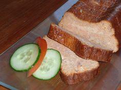 Recette de Terrine de thon au coulis de tomates et emmental râpé : la recette facile