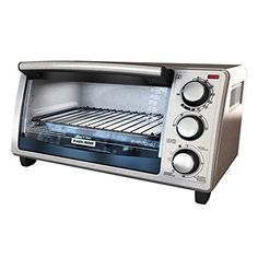 BD 4Slice Toaster Oven SS -- Learn more by visiting the image link. #OvensampToasters