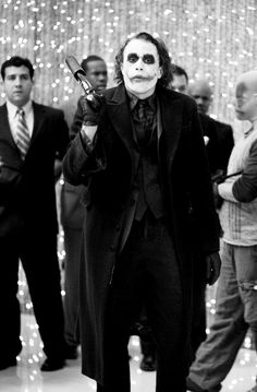 Image uploaded by Find images and videos about joker, heath ledger and the joker on We Heart It - the app to get lost in what you love. Heath Legder, Joker Heath, Joker Pics, Joker Art, Joker 2008, Michael Jackson, Watch The World Burn, Heath Ledger Joker, The Dark Knight Trilogy