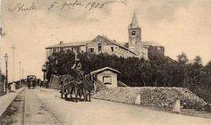 STURLA nel 1906 - FOTO STORICHE CARTOLINE ANTICHE E RICORDI DELLA LIGURIA