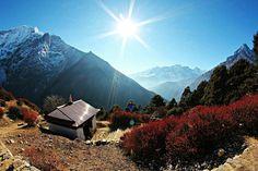 Mt Everest base camp trekk Nepal