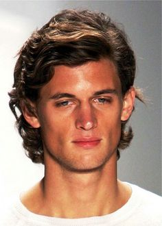 Men Classic Hairstyles For Curly Hair