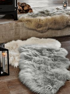 Fancy small faux fur rug Ideas, small faux fur rug and white faux fur rug small faux fur rugs grey fur rug next grey luxury faux sheepskin white faux fur rug small 79 small pink faux fur rug Grey Fur Rug, Grey Sheepskin Rug, White Faux Fur Rug, Rugs In Living Room, Living Room Decor, Bedroom Decor, Bedroom Ideas, Best Leather Sofa, Decorating Rooms
