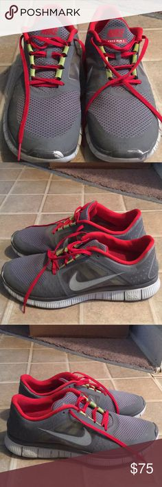 Nike Free Run 3 Nike Free Run 3 running shoes!! Very lightweight and cling to your feet. A very solid running shoe. Message me if interested!!! Nike Shoes Sneakers