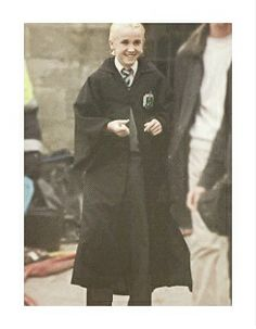 "I don't know why but out of all of the people in ""Harry Potter"" I like Draco the most!!!!!!"