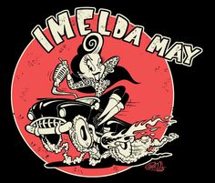 Imelda Hot Rod - by Shawn Dickinson.jpg (JPEG-Grafik, 1207 × 1033 Pixel)