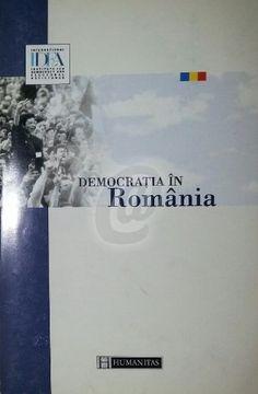 Democratia in Romania este scrisă de Colectiv, costă 23 lei şi este tipărită de editura: Humanitas. Democratia in Romania se afla pe stoc si se plateste la primirea coletului. Mai multe cărţi din categoria Politica