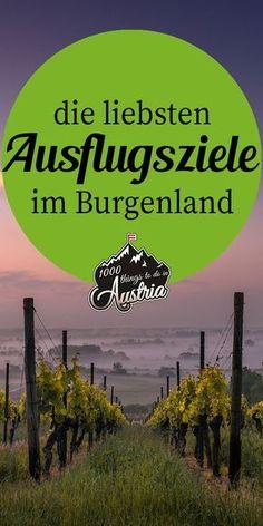 Last but not least hat es uns im letzten Teil unserer Ausflugsziele in Österreich-Serie ins traumhafte Burgenland verschlagen. Panonisches Klima, erlesene Weine, wunderschöne Weingärten, malerische Kulissen… Was ihr dort bei einem Besuch unbedingt einplanen solltet, lest ihr bei uns im Blog. Viel Spaß!