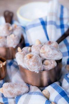 Não vai conseguir resistir a esta receita de cajuzinho! Uma delícia! #cajuzinho #receitas #sobremesas