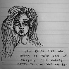 this sounds familiar. then you had someone that wanted to be with you and take care of you. you still chose the other. i know you're in love with her