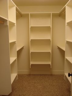 Image Result For Small Walk In Closet Layout