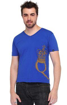 Camiseta Gola V - Queen (http://santorock.com/p/camiseta-gola-v-santo-rock-queen/)