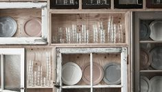 INDUSTRIELL glassware and tableware