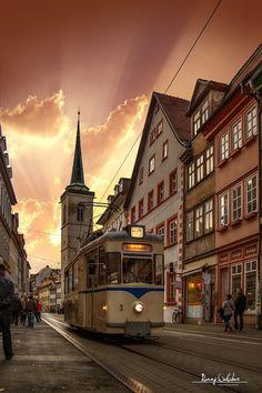 Erfurt, Germany.