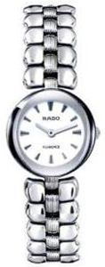R41764123  NEW RADO FLORENCE LADIES WATCH  IN STOCK   - FREE Shipping | Lowest Price Guaranteed     - NO SALES TAX (Outside California)- WITH MANUFACTURER SERIAL NUMBERS- White Dial - Battery Operated Quartz Movement- 3 Year Warranty - Guaranteed Authentic - Certificate of Authenticity- Mahogany Gift Box - Polished Stainless Steel Case