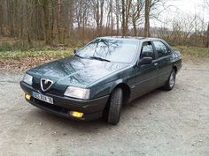 Alpha Romeo 164L 1991 -I bought this car in early 92 for 19K in California. Drove it to Texas, 1993 Alfa went out of business, Mom traded me her 1983 BMW 528e.