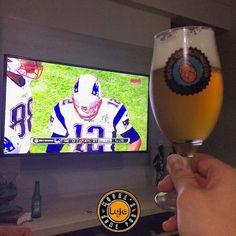 Hoje é dia de Super Bowl!  ___ Tem cerveja boa para acompanhar!  ___ #beer #craftbeer #birra #breja #cerveja #cervejaartesanal #bebolocal #superbowl #nfl #tudopelanfl #superbowlnaespn #nflnaespn #espn #lajehomepub bebamenosbebamelhor #beerporn #beergasm #pornbeer #instabeer @beerphoto #beeroftheday