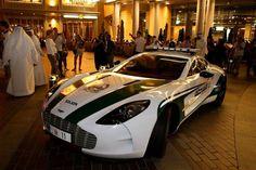 Dubai's police !