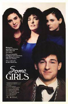 Some Girls (1988) Stars: Patrick Dempsey, Jennifer Connelly, Sheila Kelley, Lila Kedrova, Lance Edwards ~ Director: Michael Hoffman