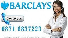 Barclays bank divided their services into four sectors