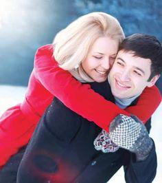 Christmas Traditions as a Couple: Christmas hike