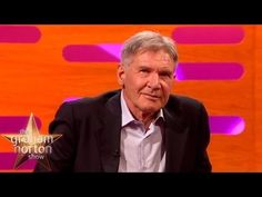 Harrison Ford Re Enacts I Love You Scene From Star Wars The