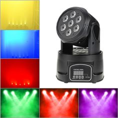 Shop for best eu DMX-512 Mini Moving Head Light 4 In 1 RGBW LED Stage PAR Light Strobe Professional 9/14 Channels Party Disco 100W AC 100-240V from Tomtop.com, various discounts are waiting for you.