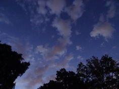 Clouds in NJ July24th