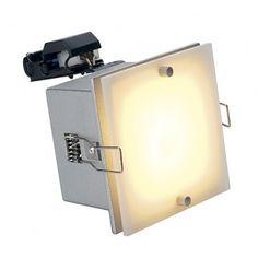 FRAME DISTA GU10, silbergrau / LED24-LED Shop