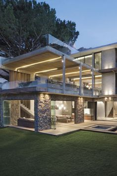 Beautiful #modern | http://wonderfularchitecture.hana.lemoncoin.org